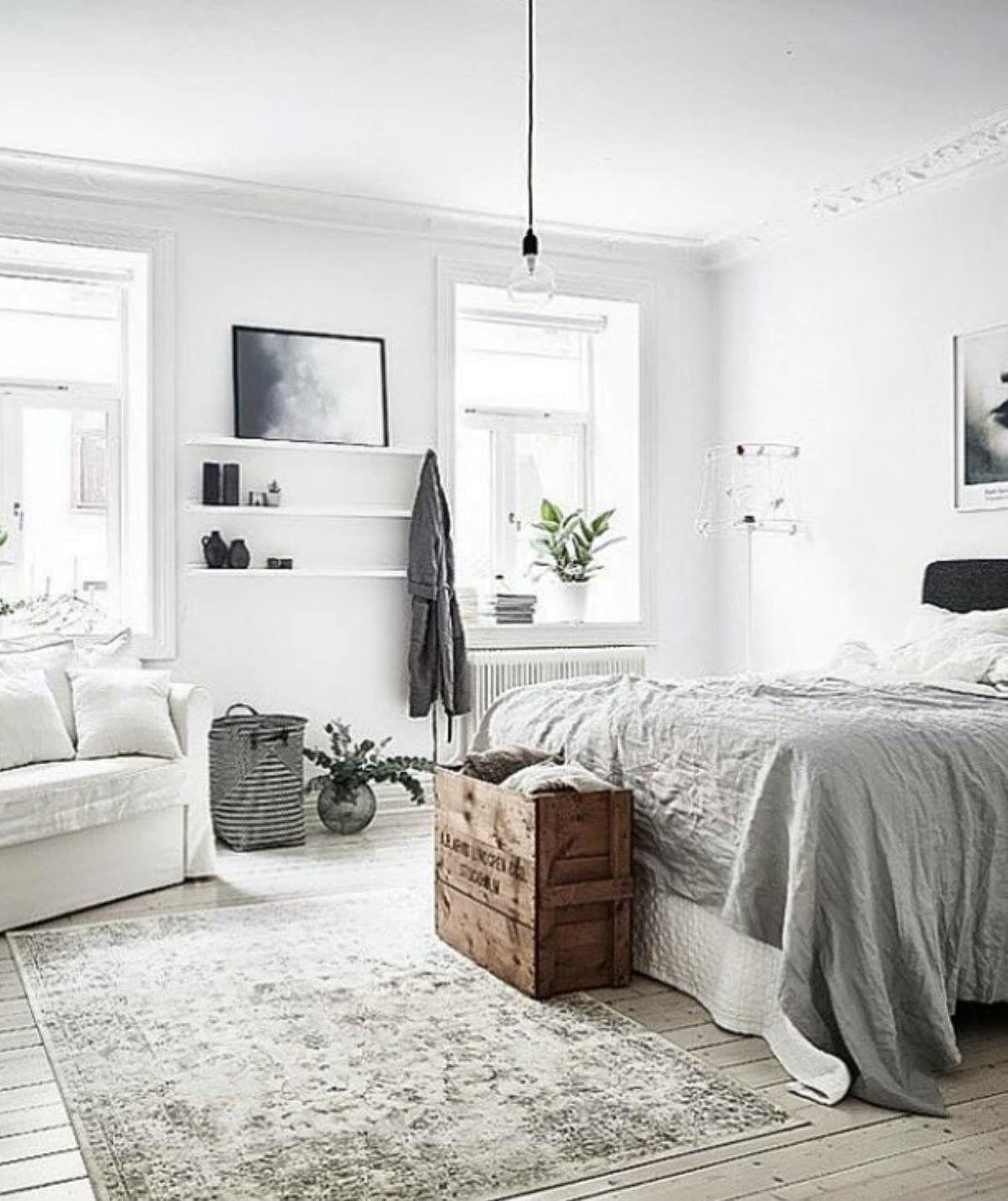 Studio Apartment, einrichten, interior design, 1Zimmer