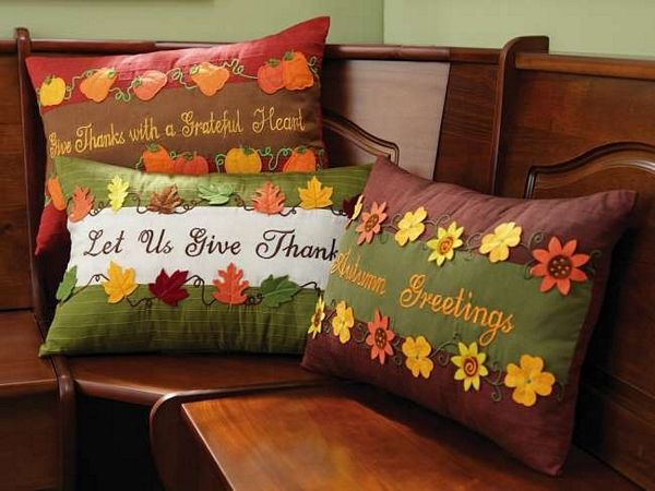 Fall Throw Pillow Ideas : decorative fall pillows images 35 fall decorating ideas for the indoors Decorative Fall ...