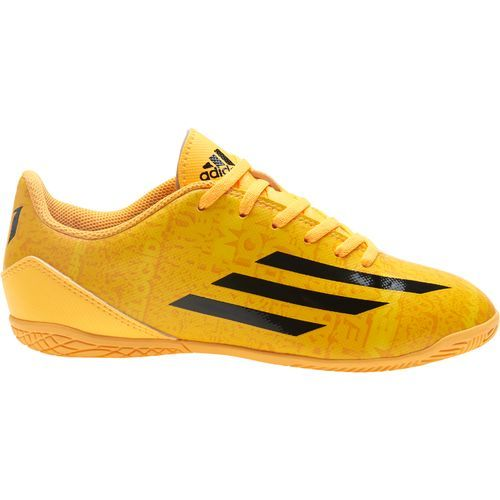Adidas Kids F5 Messi Indoor Soccer Shoes Soccer Shoes Adidas Indoor Soccer