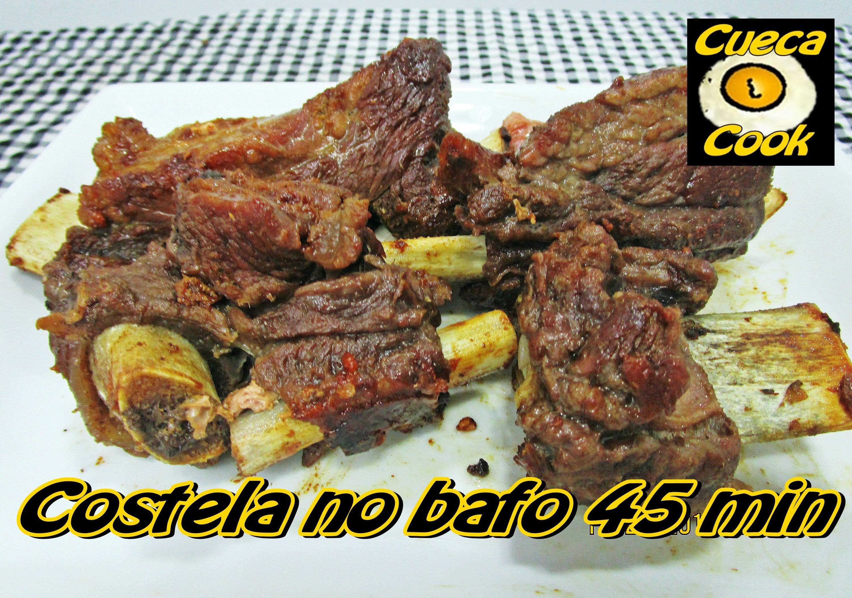Ingredientes 1 Quilo De Costela Bovina 3 Linguicas Frescas Sal A