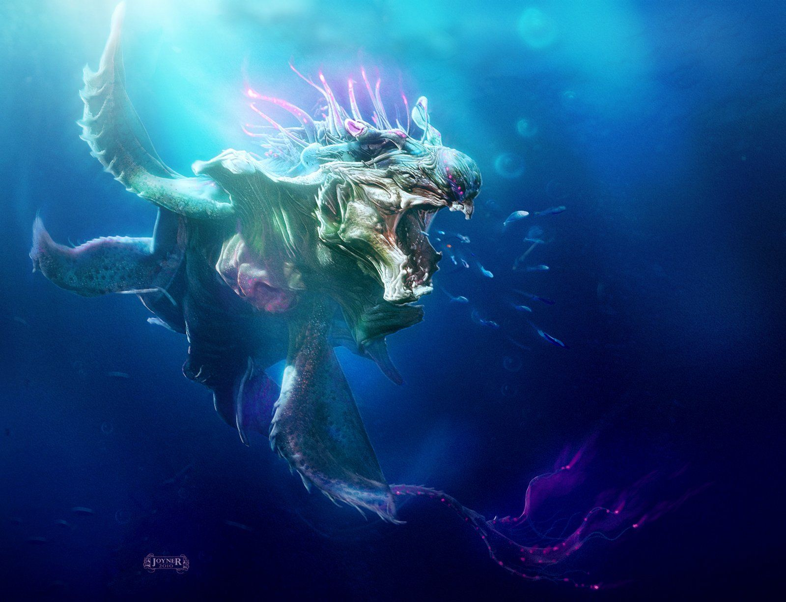 Sea Dragon Fantasy