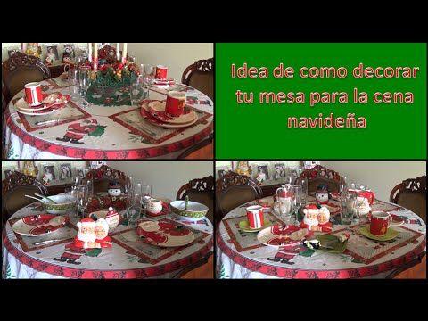 ¿Cómo poner una mesa formal? - YouTube