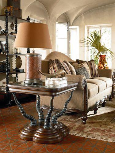 Collection Ernest Hemingway Thomasville Furniture British Colonial