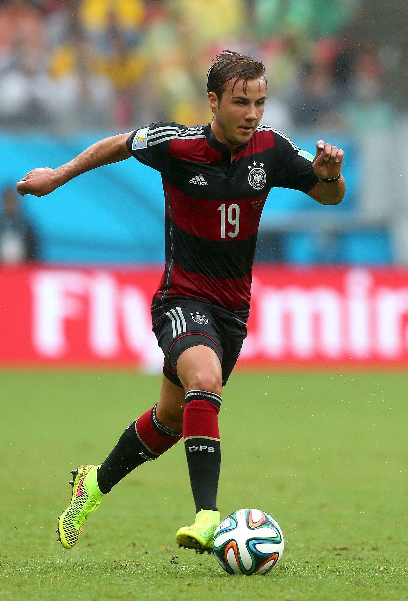 Germany Mario Götze