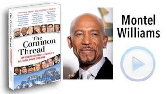 Montel Williams In The Common Thread Of Overcoming Adversity Amp Living Your Dreams Youtube Https Montel Williams Overcoming Adversity Motivational Videos