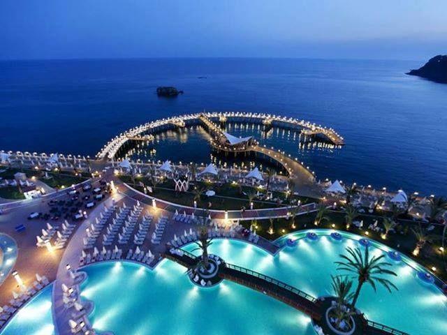 Granada Resort Antalya Turkey Places To Go Before You Die