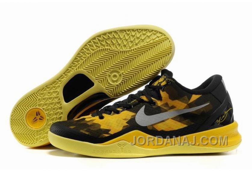 outlet store be502 d2618 ... closeout nike zoom kobe viii 8 basketball shoes black maize cheap nike  buy cheap 1cf55 e51d0