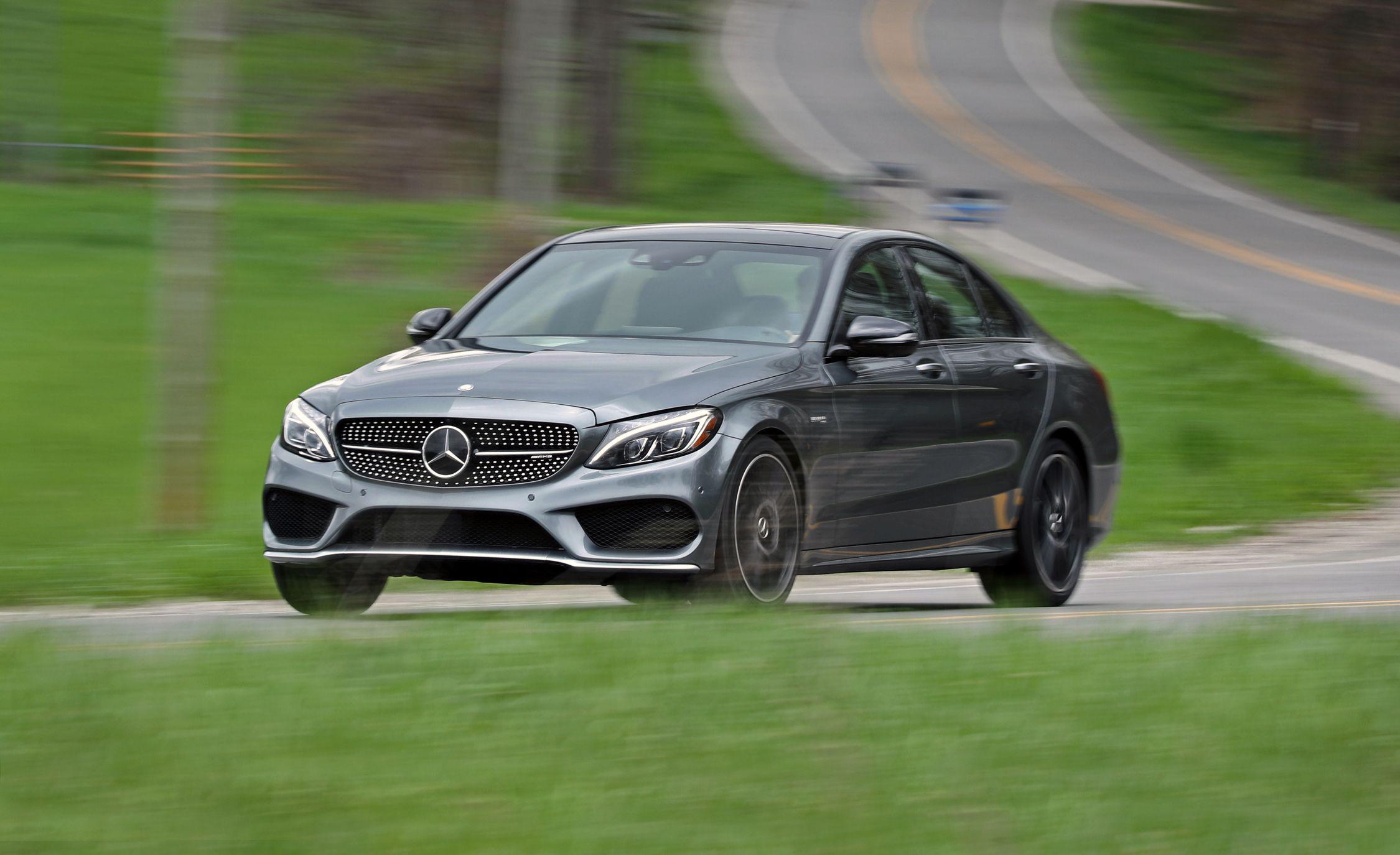 2020 Mercedes Amg C43 Review Pricing And Specs Avec Images Voiture Assurance Auto Auto