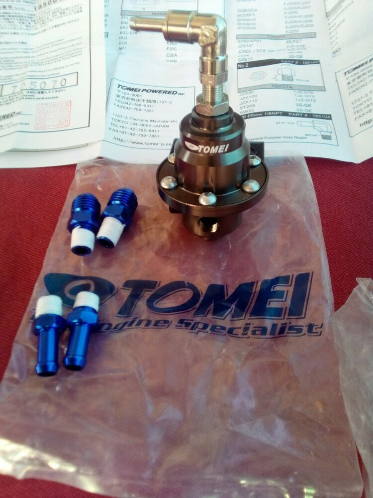 Details About Cosworth Subaru Toyota Nissan Honda Tomei Fuel