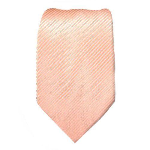 Peach Boys Solid Color Necktie  http://www.yourneckties.com/peach-boys-solid-color-necktie/