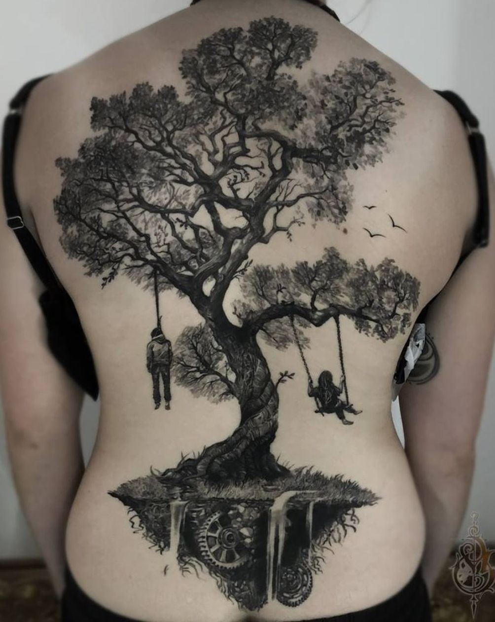 50 and Meaningful Tree Tattoos Inspired by Nature
