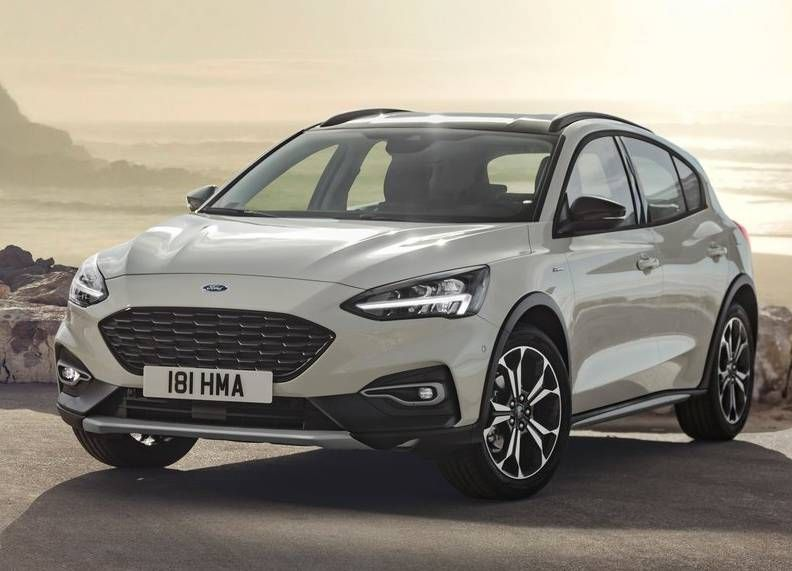 2019 Ford Focus Active Compact Crossover Inspired By The Focus