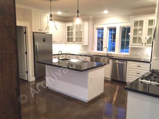 Laurel House Plan Chef Kitchen  Plan Link: http://www.archivaldesigns.com/home-plans/laurel-house-plan