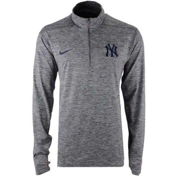 4f171878c48 Nike Men s New York Yankees Dry Element Half-Zip Dri-fit Pullover (230