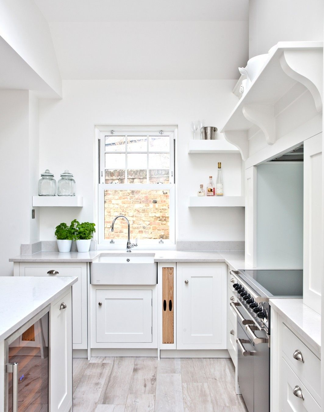 Image result for space between window and cabinets in kitchen ...