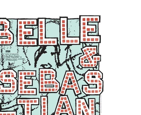 Belle and Sebastian by Patent Pending