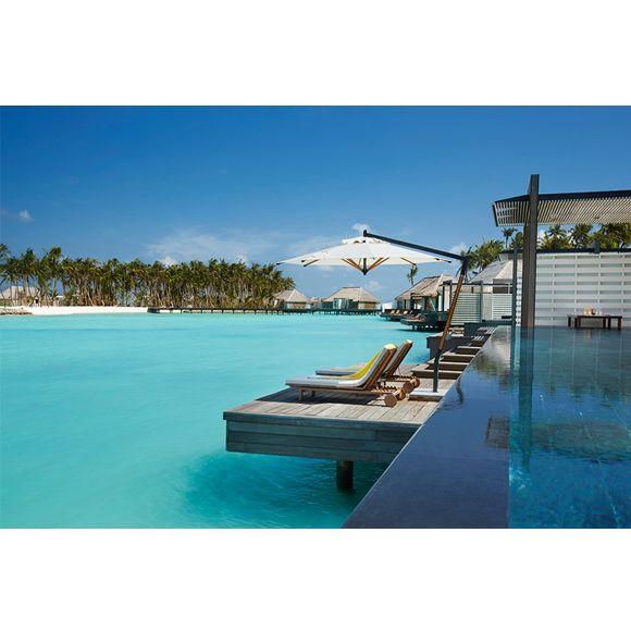 Spa dos Sonhos: Cheval Blanc Randheli, Maldivas