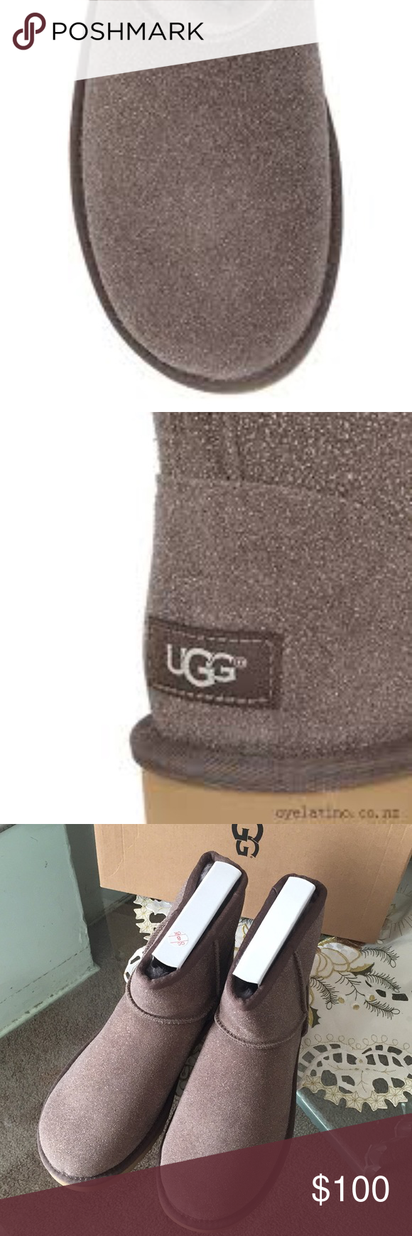 27ba2cf6018e8 Ankle Boots · Cozy · 🎁NEW UGG CLASSIC MINI SEREIN Now pretreated to  protect against moisture and staining
