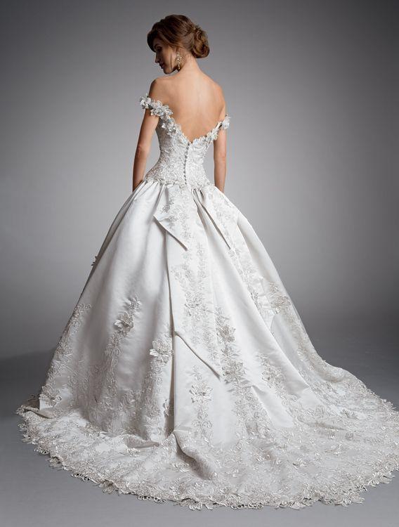Amalia Carrara Wedding Gowns | Amalia Carrara Collection Style 287 ...