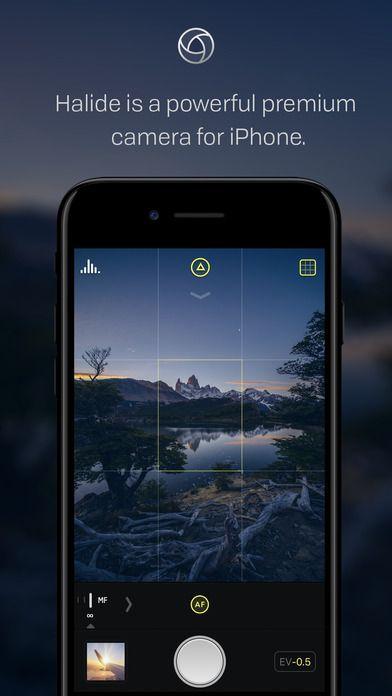Halide by Chroma Noir LLC | Mobile & Apps & Digital Displays