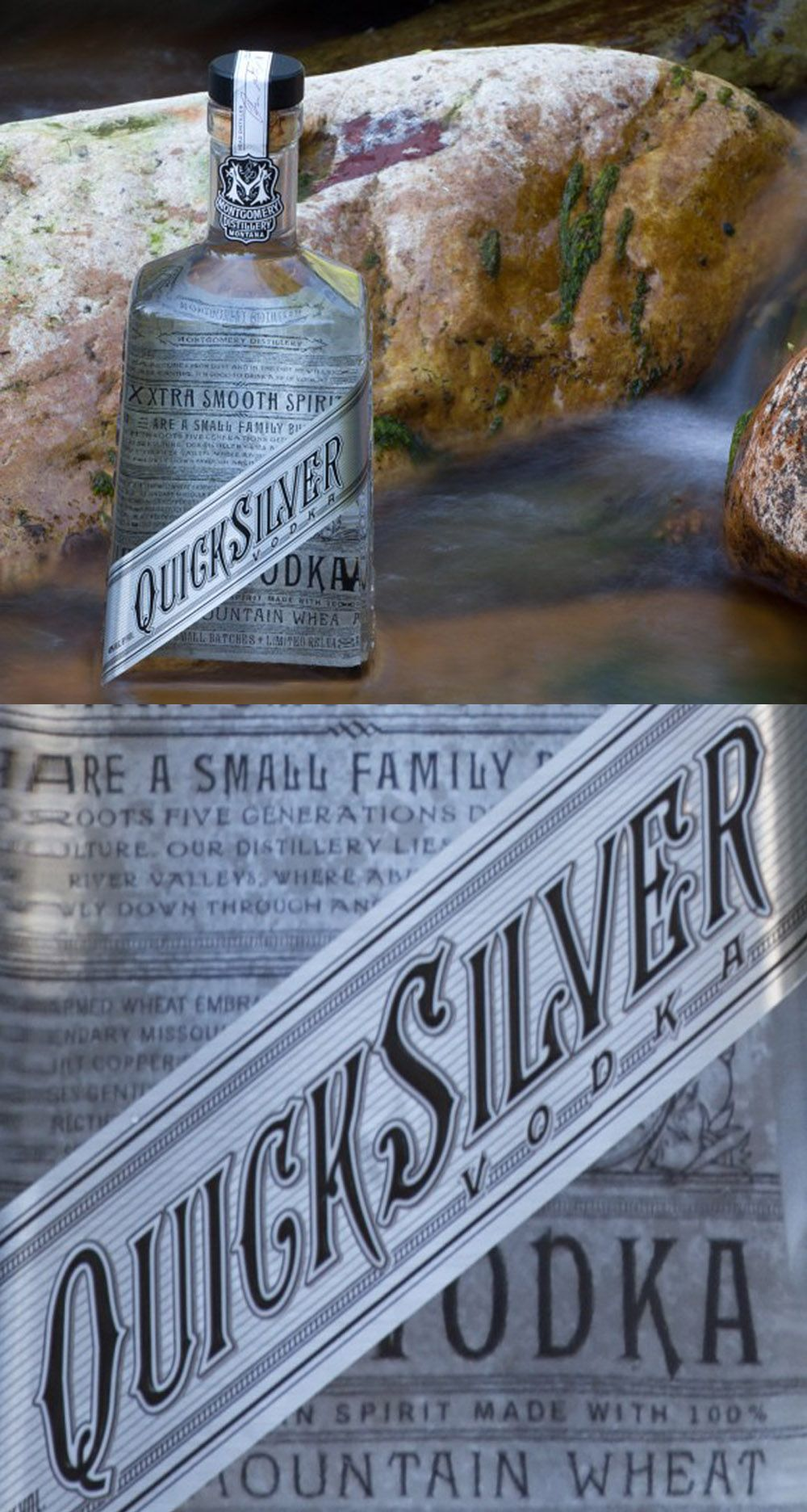 Quicksilver Vodka