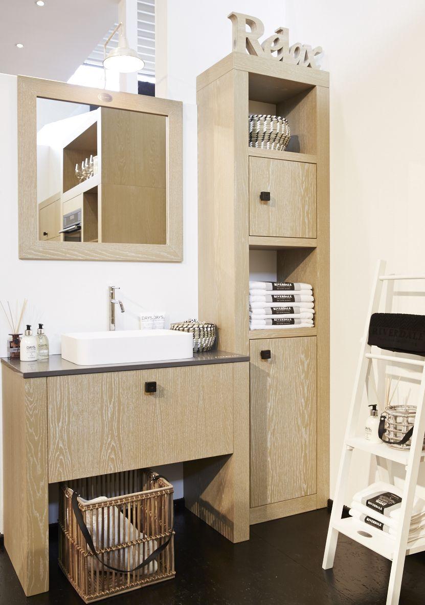 Het Riverdale badmeubel / Bathroom | The Riverdale Bathroom / Het ...