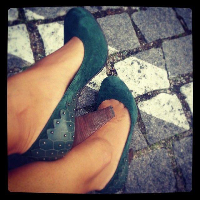 Vanessa's shoes