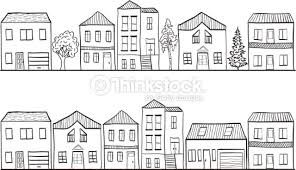 Image result for sketch of town