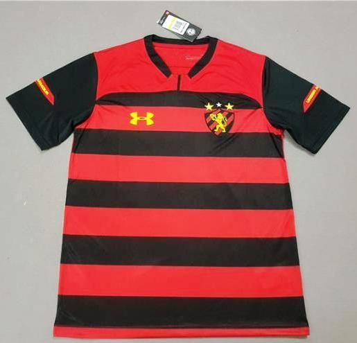 Maillot foot recife sport 2018-2019 Sports Clubs a97a4a590