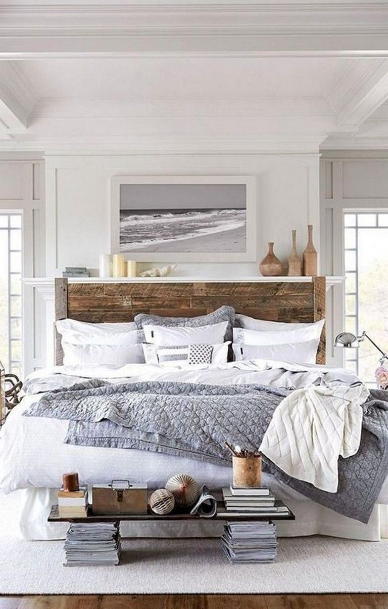 21 Awesome Modern Coastal Bedroom Design Decorating Ideas Inspire Farmhouse Style Master Bedroom Master Bedrooms Decor Traditional Bedroom Design