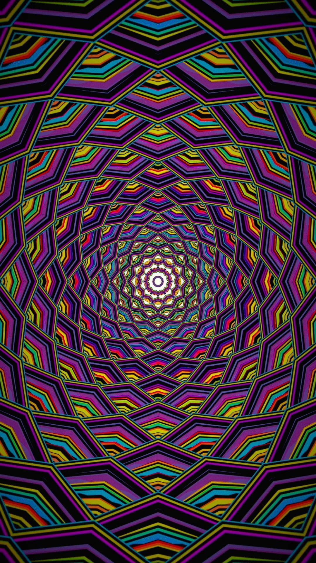 Mesmerize - Visual Meditation App