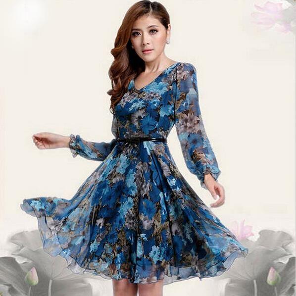 Купить летнее платье макси недорого