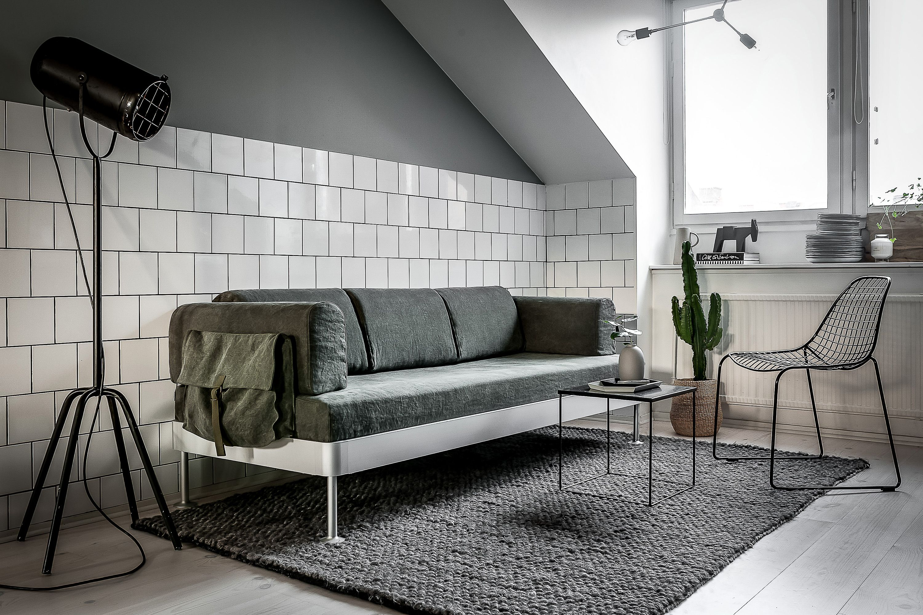 Industrial Vibes Seen Here Natural Cover Designed In Collaboration With Tom Dixon For The