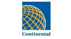 1934, Continental Airlines (ceased 2012), El Paso Texas US #continental (1088)