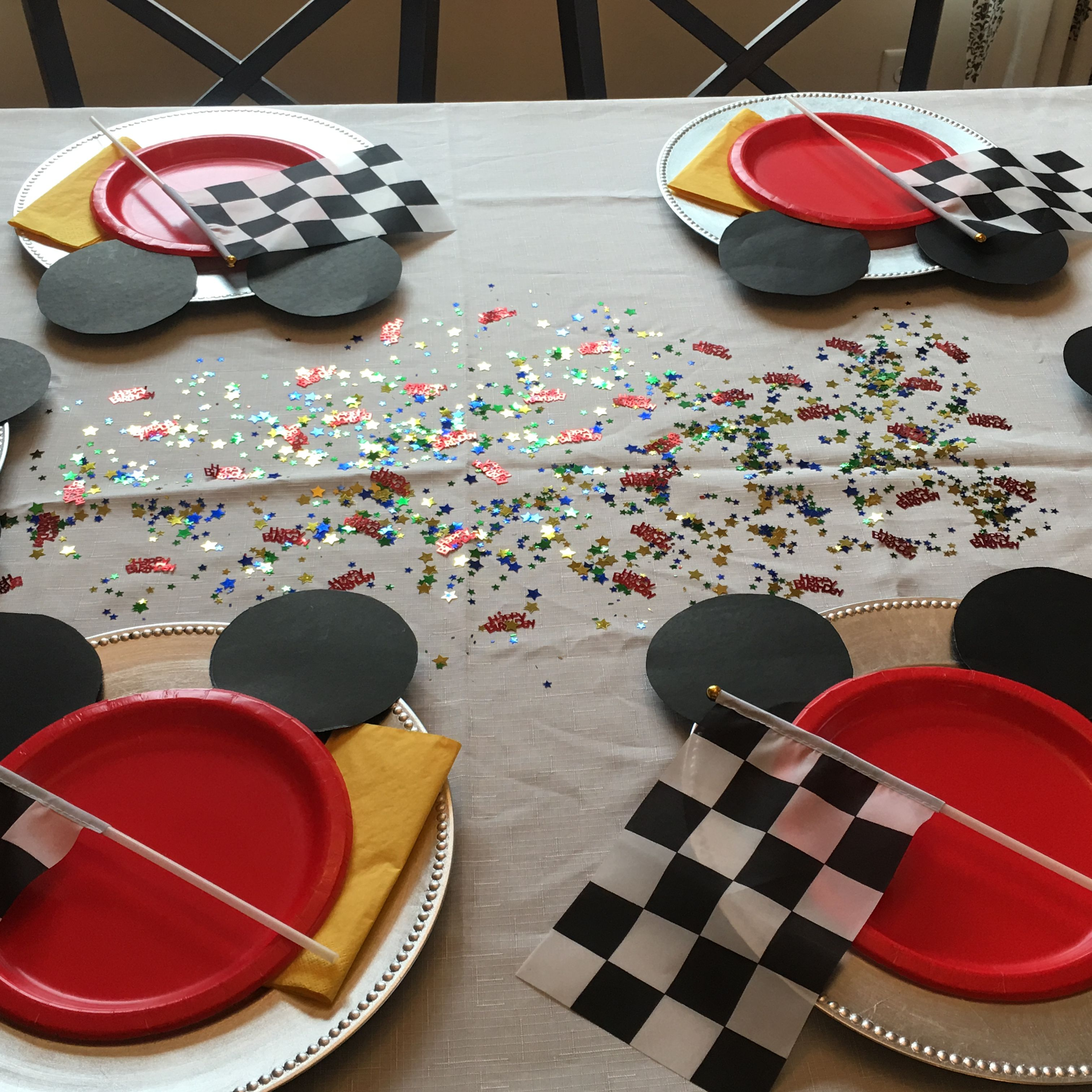 Mickey And The Roadster Racers Party Ig Jenniferramseydesign