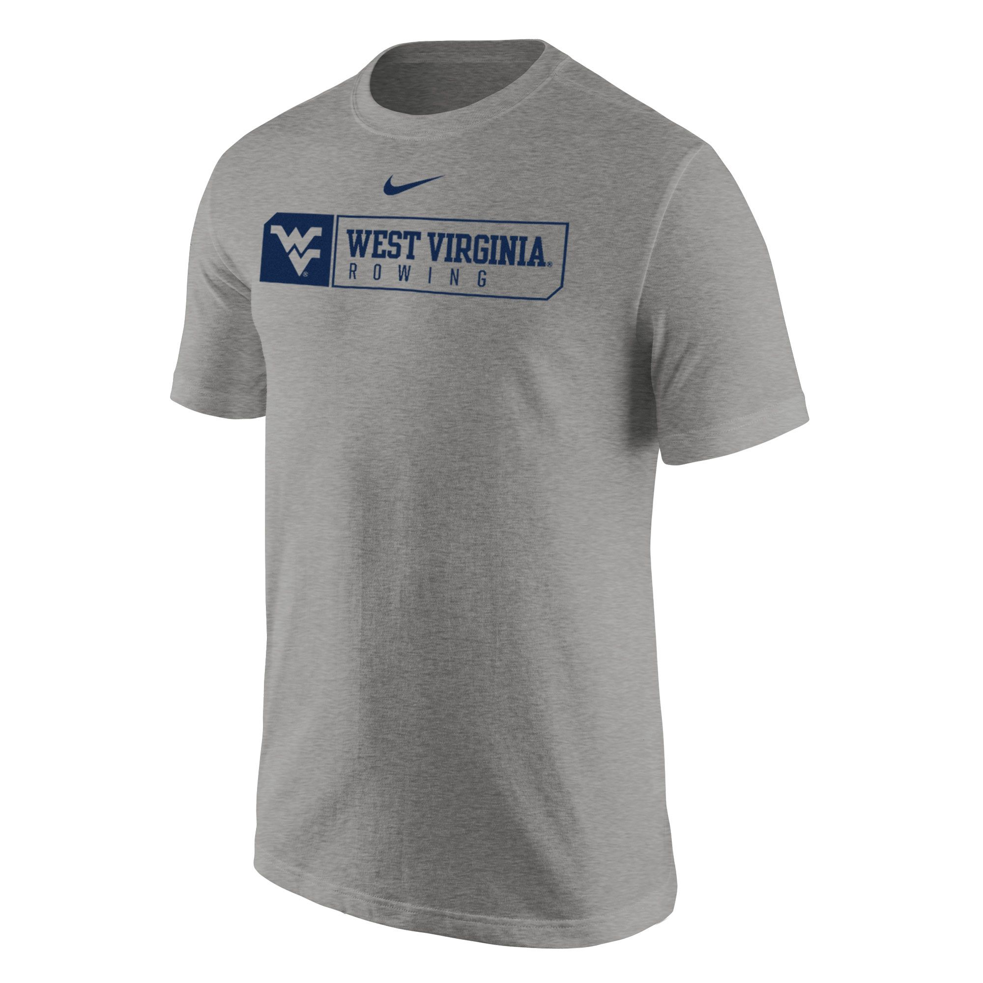 59ed1df34 Show your love for Mountaineer rowing in our Nike WVU Rowing Tee Shirt.