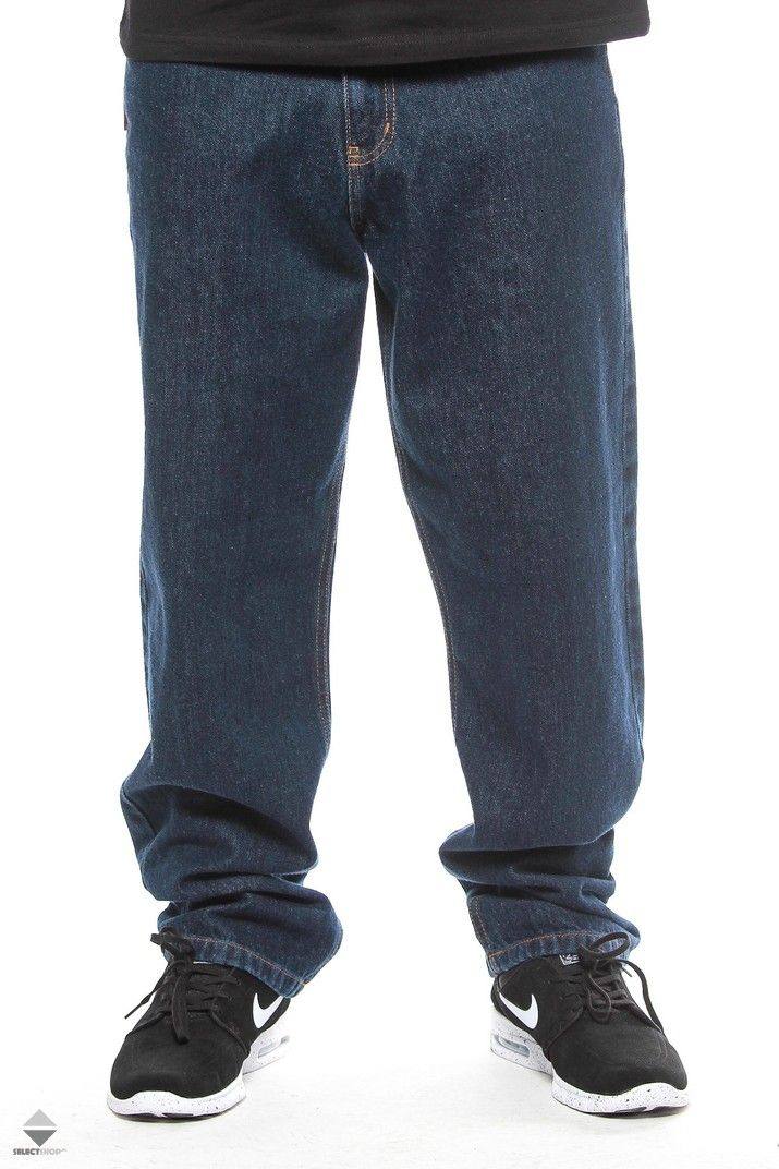 Spodnie Metoda Sport Mh Jeans Baggy Classic Granatowe Baggy Jeans Mens Outfits
