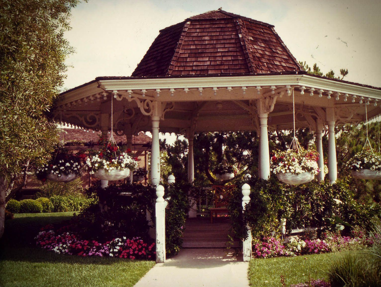 About RG (With images) Rogers gardens, Garden gazebo