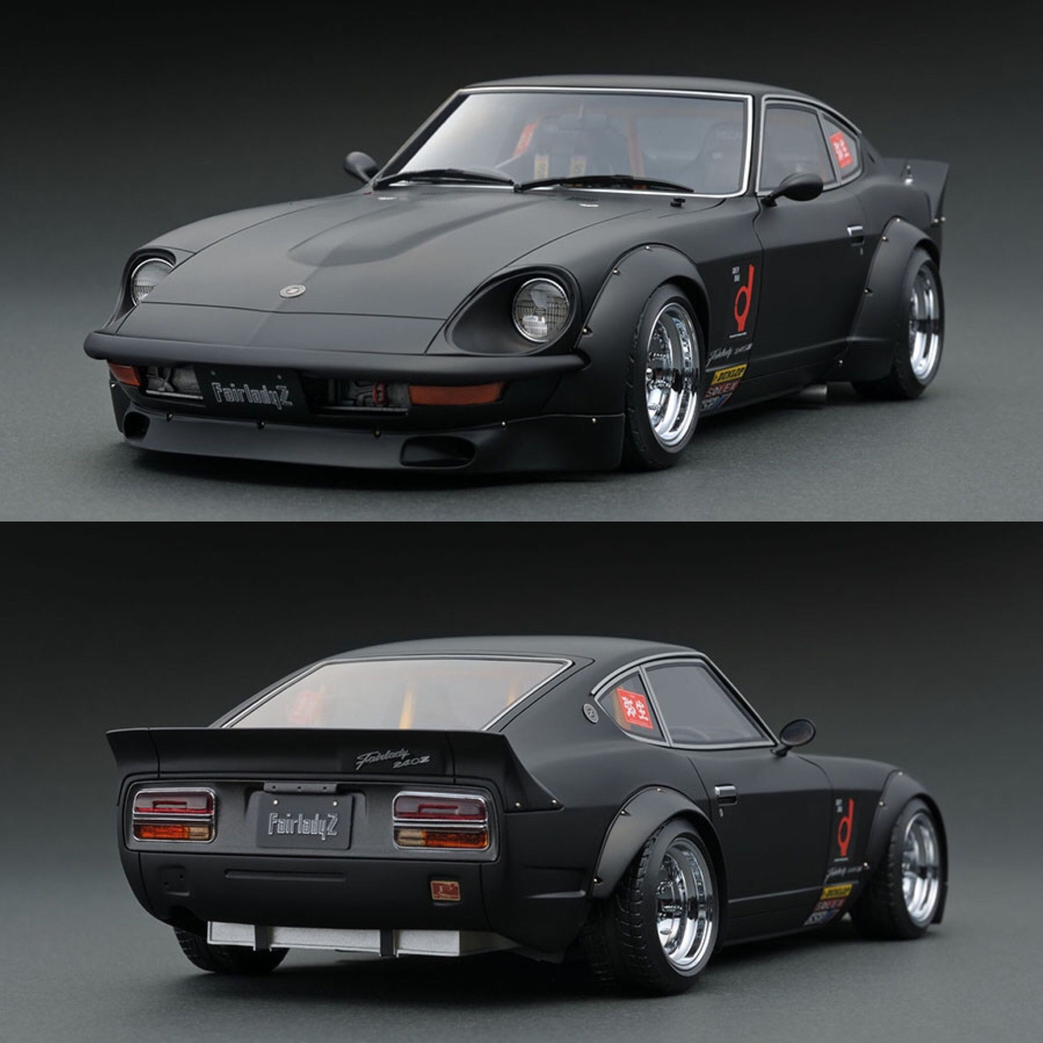 240Z The most awesome car Japan ever designed - #cartuning ...
