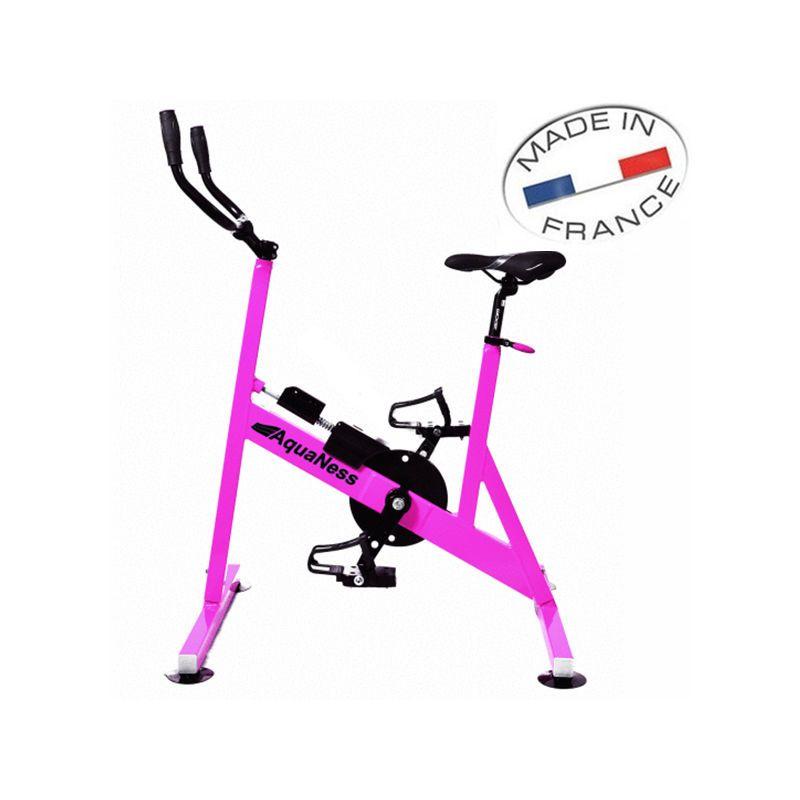 Velo Aquatique De Piscine Rose V2 Rose Aquaness In 2019 Bike