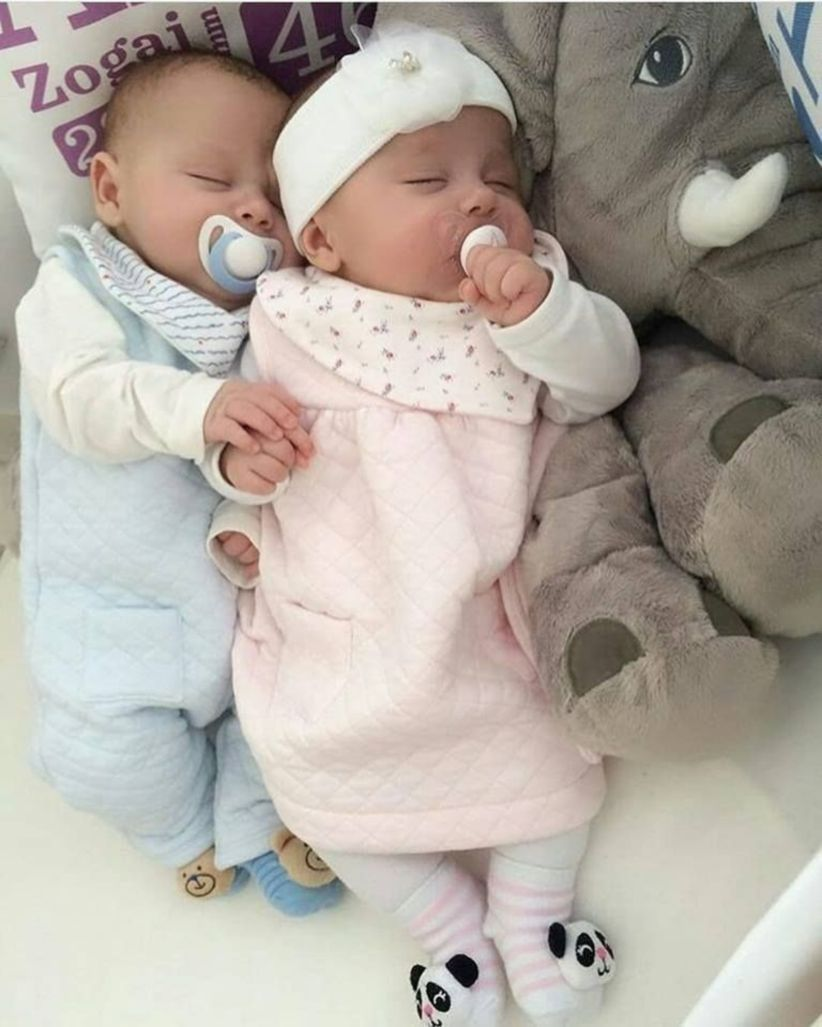 baby twins #baby