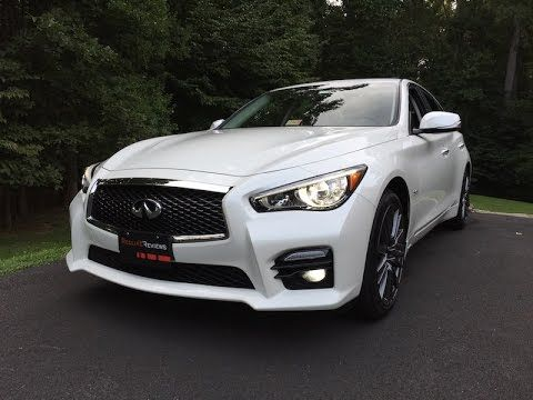 2016 Infiniti Q50 Red Sport 400 – Redline Review