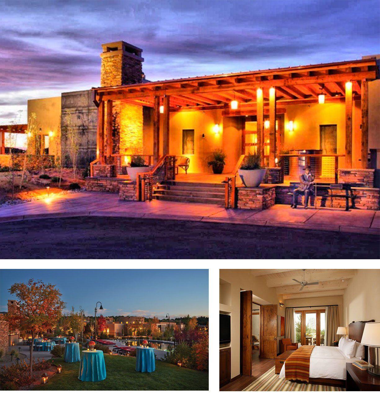 Rancho Santa Fe New Mexico: Win A Trip To Santa Fe, New Mexico And Stay At The Four