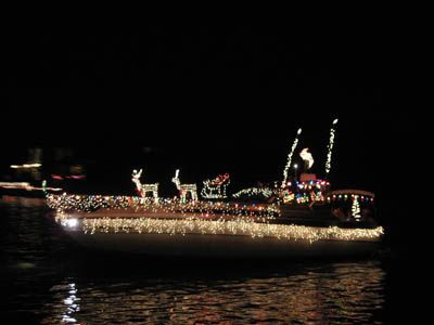 Fort Lauderdale Christmas Boat Parade.Fort Lauderdale Christmas Lights Winterfest Boat Parade