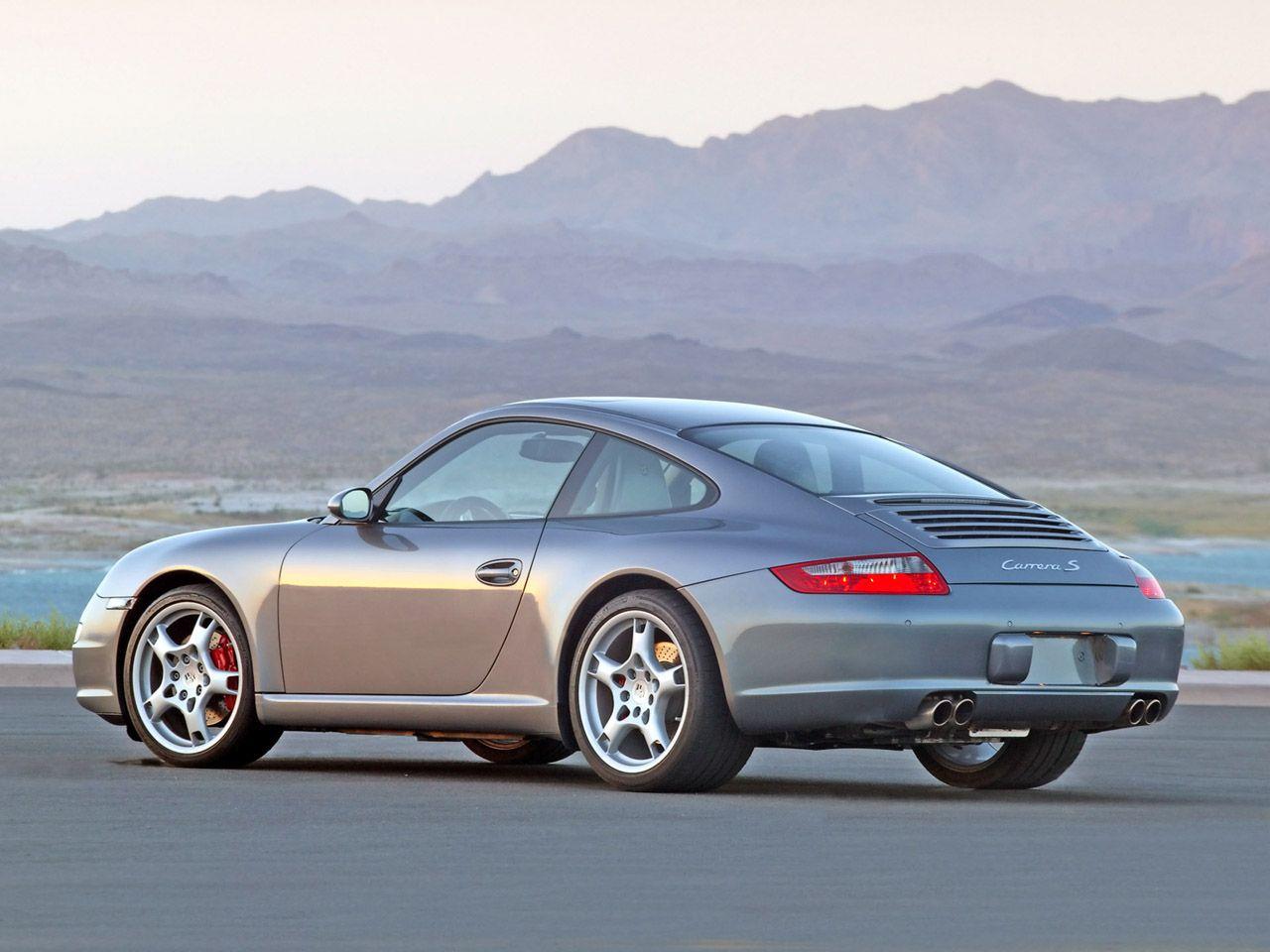 Image result for Porsche 911 Carrera 2007