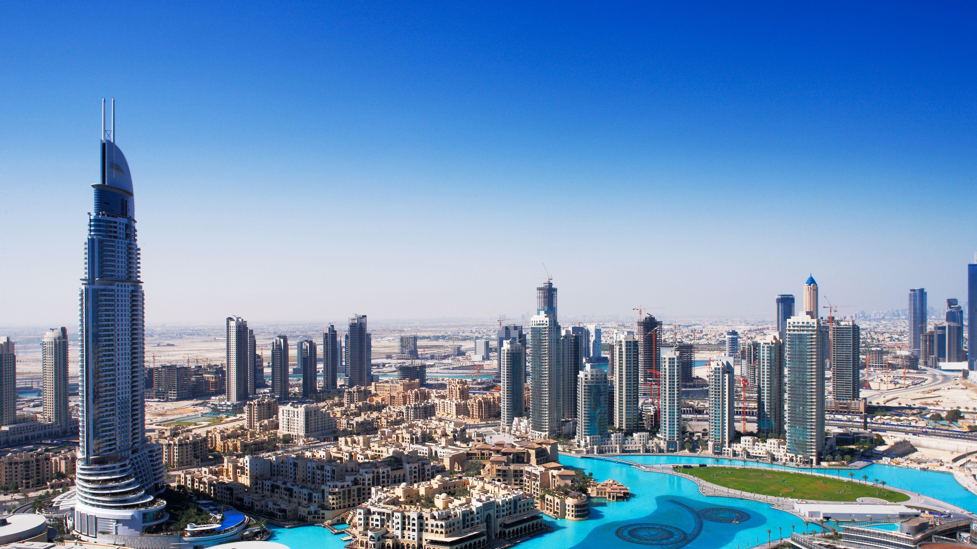 Dubai 4k Wallpaper 3840 2160 Safest Places To Travel Dubai City