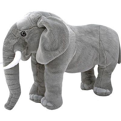 Oversized Stuffed Animals Elephant Stuffed Animal Giant