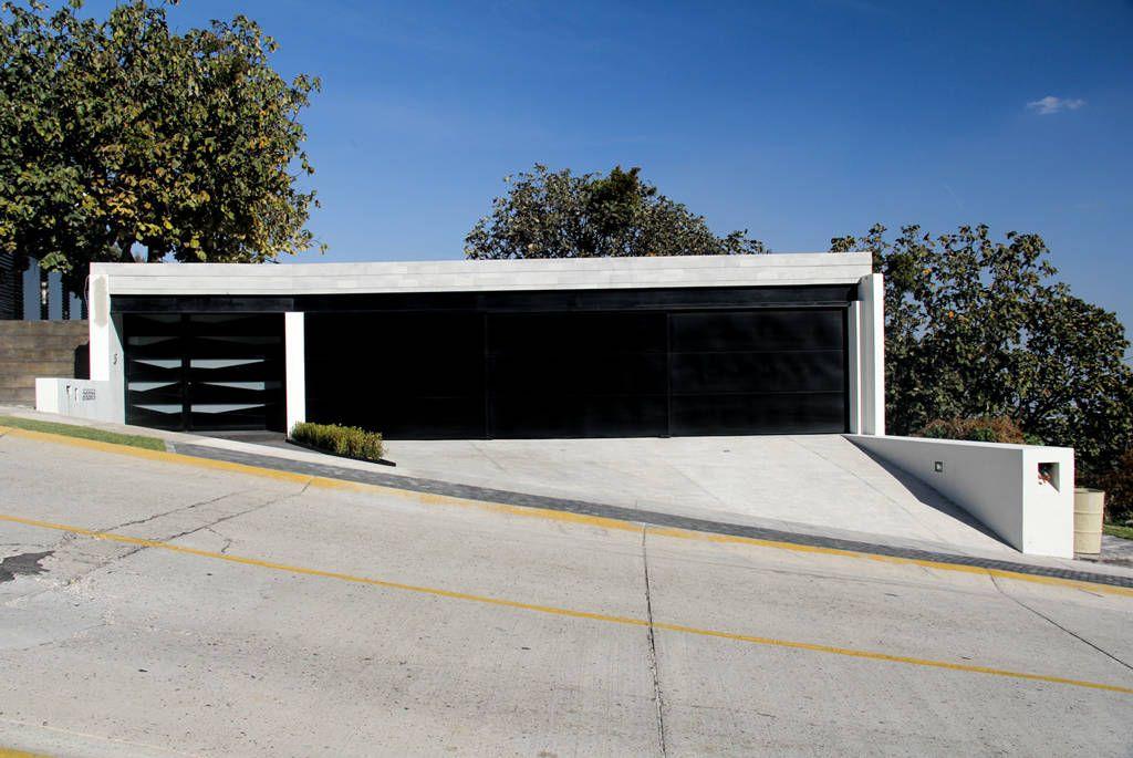 Ideas im genes y decoraci n de hogares garage for Garajes modernos interiores