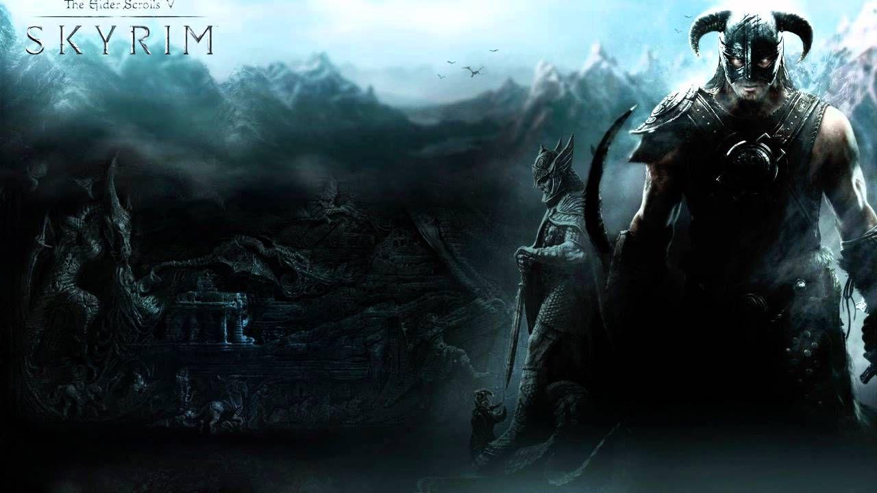 Skyrim Wallpaper Elder Scrolls V Skyrim Evolve Wallpapers