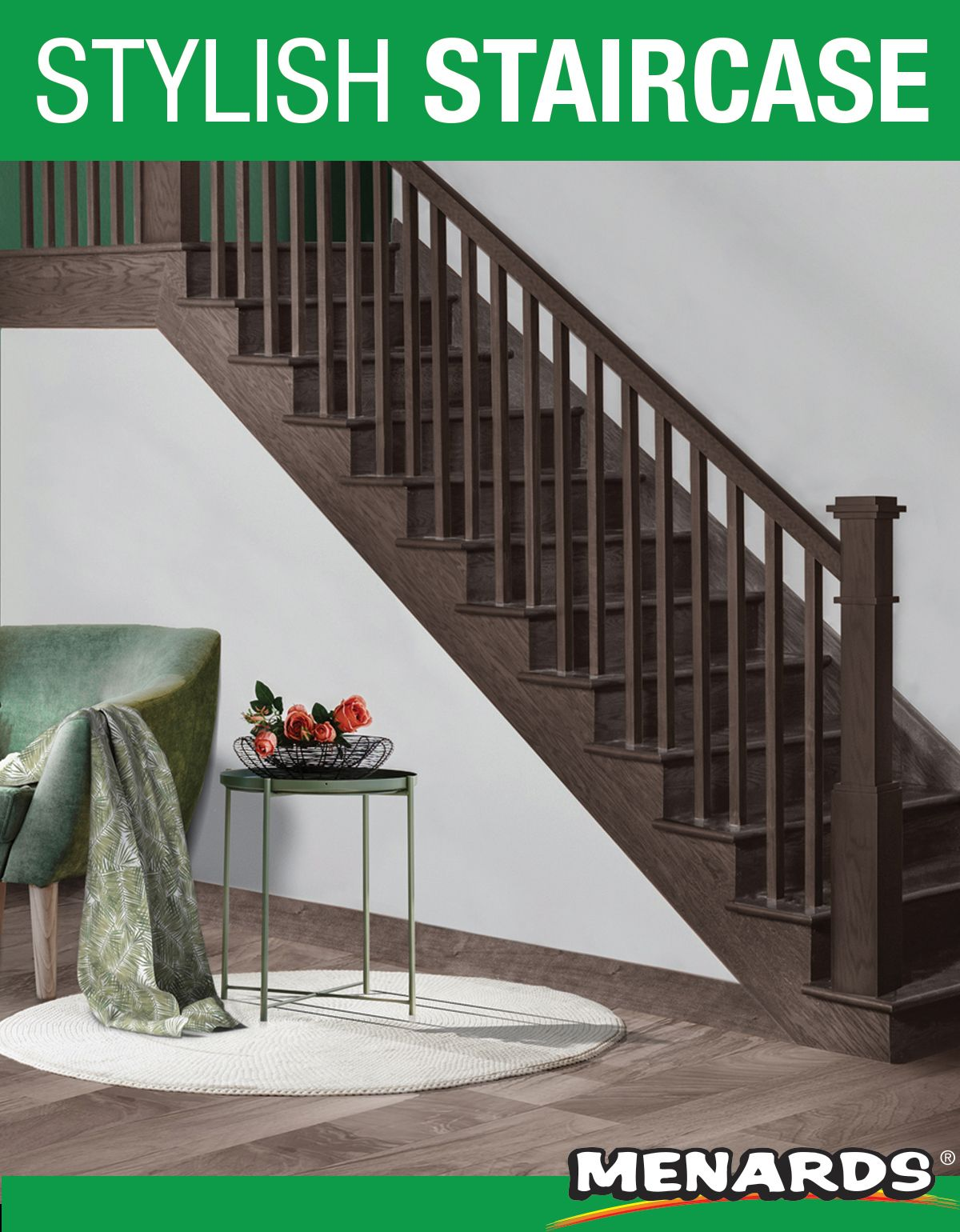 Best This Beautiful Staircase Features A Modern Design With A 400 x 300